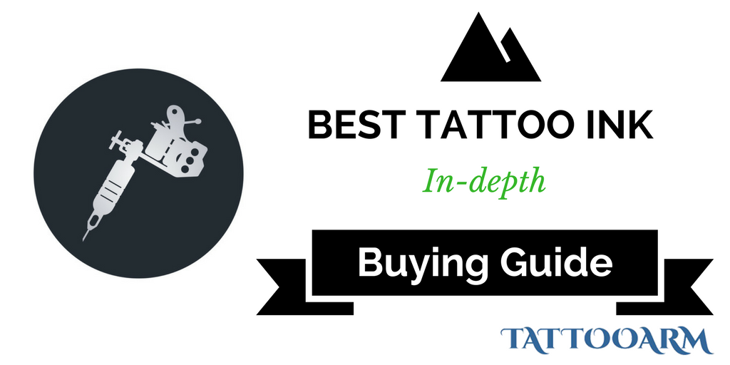Best tattoo inks that make you a better artist best for Best tattoo inks